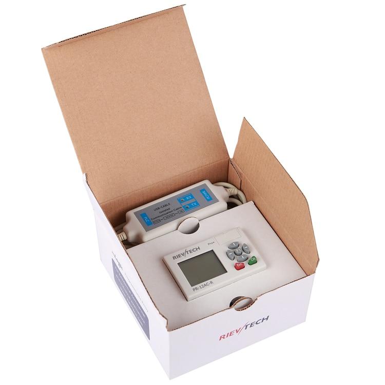 RIEVTECH,Mini PLC Demo Including Programming Cable PR-12AC Starter Kit