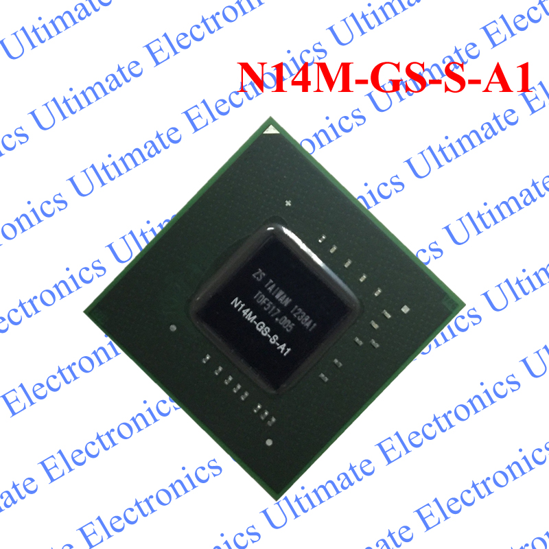 ELECYINGFO New N14M-GS-S-A1 N14M GS S A1 BGA chipELECYINGFO New N14M-GS-S-A1 N14M GS S A1 BGA chip