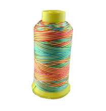 500D/3 high tenacity polyester sewing thread colors 2# embroidery ,Free shipping.