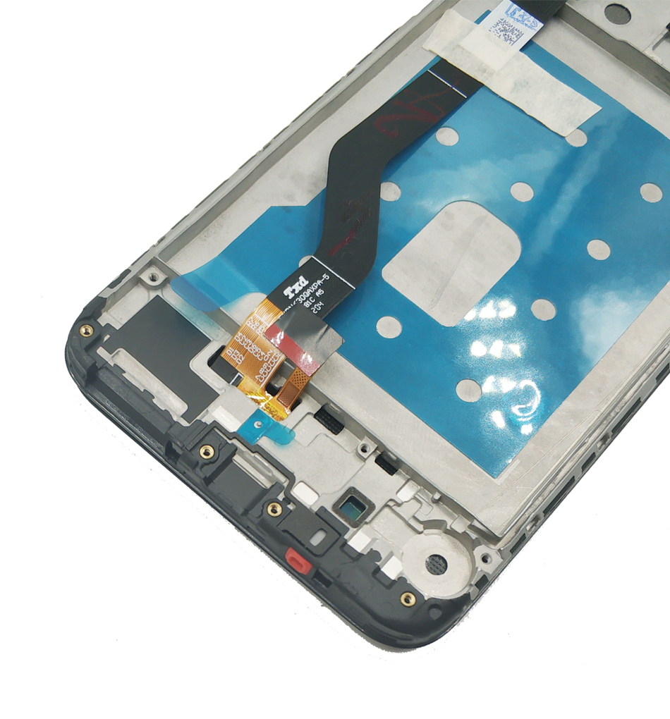 "Image 5 - Original 6.26"" for Huawei Y7 Pro Prime 2019 LCD Display Touch Screen Digitizer Assembly LCD Display TouchScreen Repair Parts-in Mobile Phone LCD Screens from Cellphones & Telecommunications"