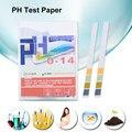 Практичная бумажная кислотная Базовая тестовая бумага для косметического теста тест-полоски для анализа мочи для мочевой кетоновой бумаги лакмусовая бумага - фото
