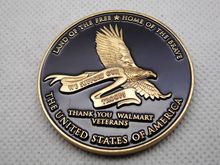 Cheap Custom Gold plating coin low price American Eagle badge hot sales Military  Factory Outlet custom coins FH810216