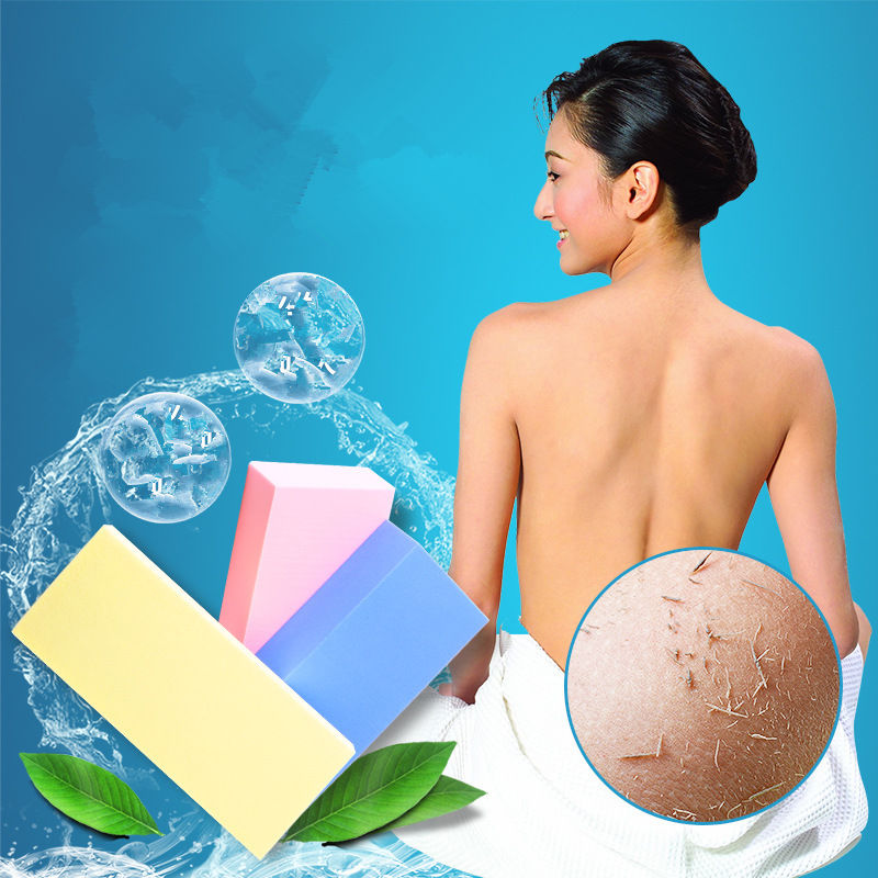 New Printed Washcloth Sponge Rub Ash Rub Mud Bath Rub Adult Children Baby Soft Rub Bath Sponge