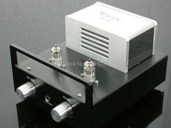 YAQIN PH-5L 6J1 x 2 Tubes headphone amplifier HIFI EXQUIS valve vacuum lamp headphone amp