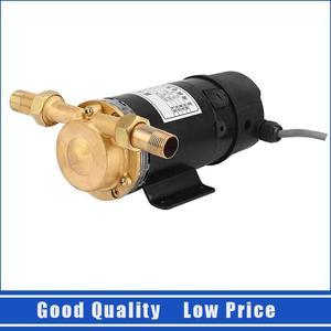 Водяной насос постоянного тока, 12 В, 35 л/мин, насос для повышения давления воды, циркуляционный насос для горячей воды