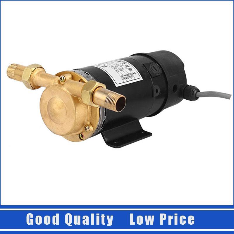 12V DC Water Pump 35L/min Water Pressure Booster Pump Hot Water Circulation Pump
