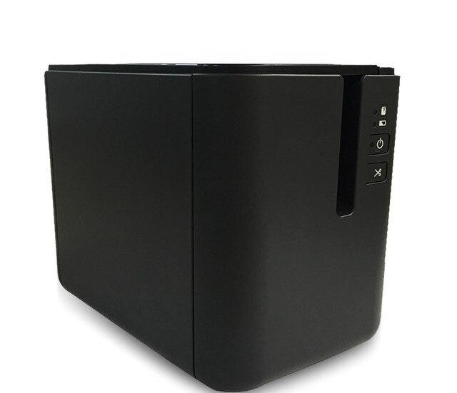 آلة صنع الملصقات PT P900 الحرارية طابعة التسمية الكمبيوتر المحمولة ذاتية اللصق التسمية شريط طابعة رموز الأخ PT P900 ابي