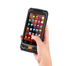 4.7 Inch Android 7.0 2D Barcode Scanner RAM 2 GB ROM 16 GB Handheld Terminal