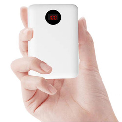 Power Bank for xiaomi mi iPhone 5 6 7 8 X power bank Mini 20000mAh LED Display Dual USB Powerbank External Battery Fast charging