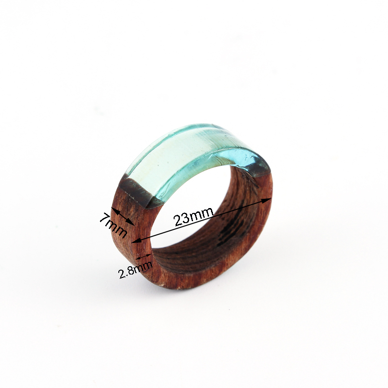 top 9 most popular wooden finger ring brands and get free