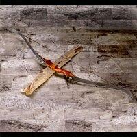 テイクダウン黒木製中国後ろに反らすアーチェリーの弓と矢スポーツ販売のための弓撮影クロスボウ狩猟パチンコ -