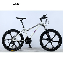 цена на Bicycle 24 Mountain Bike Fat Bike road bike 21/24/27/ speed Front and Rear Mechanical Disc Brake Hard Frame Unisex Snow bike