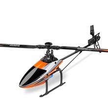2017 Hot menjual profesional V950 2.4G 6CH 3D rc helikopter 6G Sistem Brushless Flybarless RC Helicopter listrik rc mainan