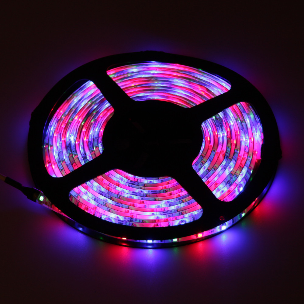 Waterproof rgb smd led strip light tiras fita luces - Tiras de led exterior ...
