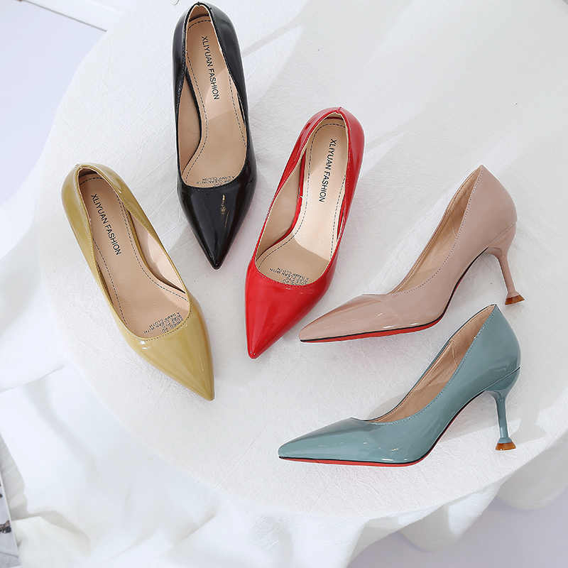 35018a6be4e Detail Feedback Questions about HENGSCARYING Women 7cm High Heels ...