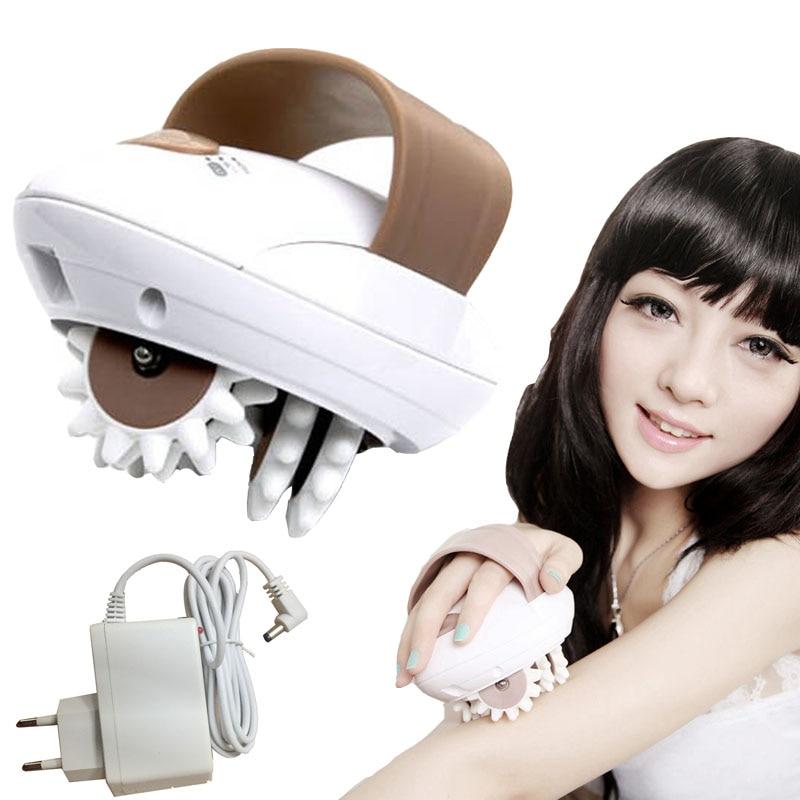 Health Care Electric Mini hand held tone Massager Full Body Slimmer Leg Massage Anti cellulite Machine