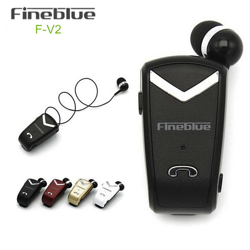 Fineblue Handfree Sports Stereo Handsfree Bluetooth Headset In-ear Earphone Ear Phone Bud Cordless Wireless Headphones Earbuds