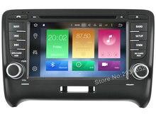 Для Audi TT 2006-2014 Android 8.0 dvd-плеер автомобиля Восьмиядерный (8 ядра) 4 г Оперативная память 1080 P 32gbrom WI-FI Автомобильный GPS Мультимедиа авто стерео
