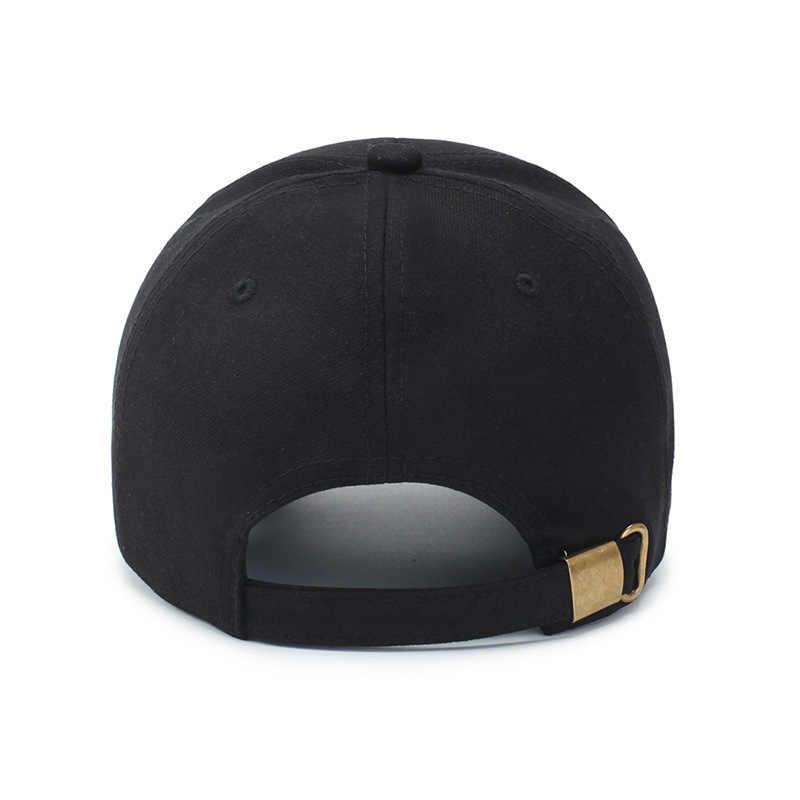 เบสบอลชายหมวก 100% Cotton gorras para hombre พ่อหมวกสำหรับชาย goras de hombre gorra mujer gorras para hombre trump หมวก