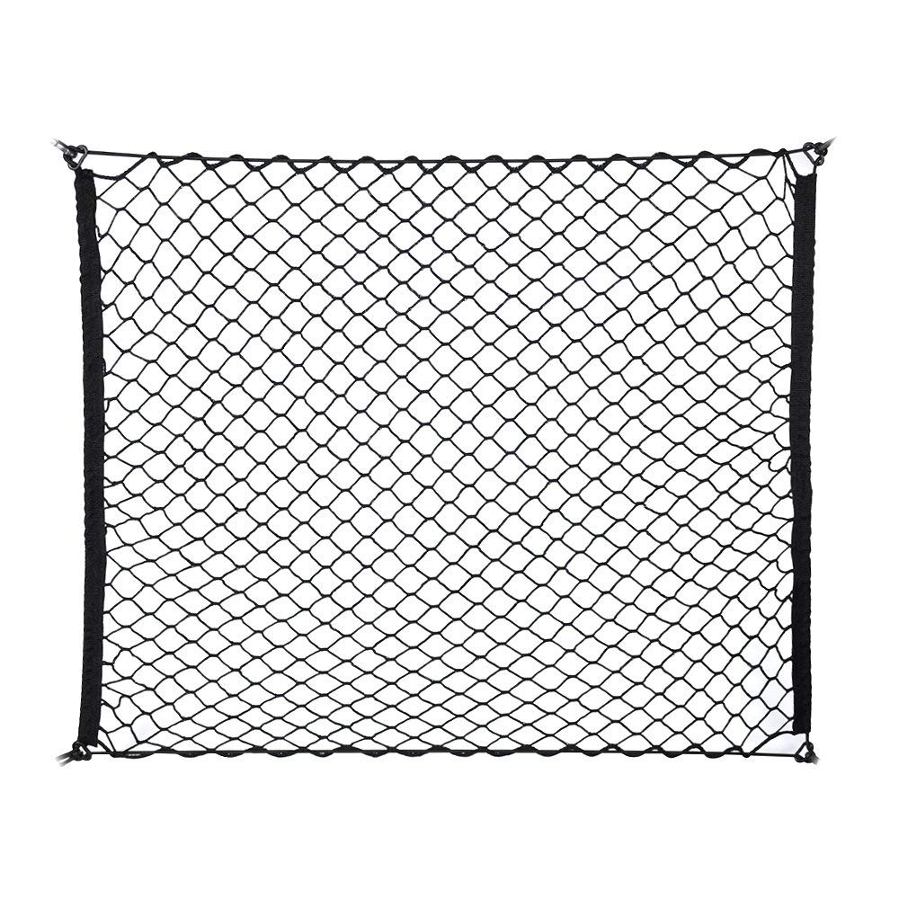 Image 2 - Trunk Cargo Organizer Storage Mesh Net Holder FOR corolla jaguar xf dodge ram 1500 camry 50 mazda 6 passat b5 kia optima-in Car Tax Disc Holders from Automobiles & Motorcycles