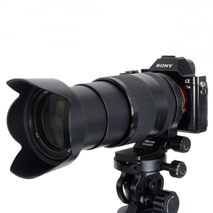 Image 5 - iShoot Lens Collar Tripod Mount Ring Support Bracket for Sony FE 24 240mm F3.5 6.3 OSS Lens with AS standard Quick Release Plate