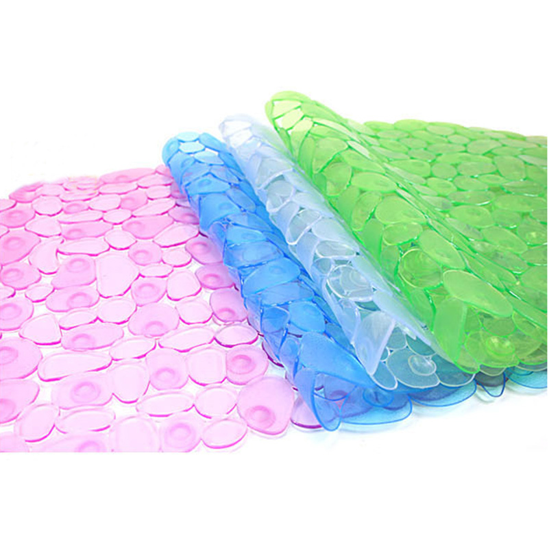Keythemelife 1pcs Plastic Shower Mat PVC Can Used For Bath Tub Mats For The  Bathroom And Toilet Anti Slip Mats For Bath CA