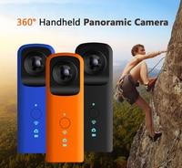 New Panoramic Camera 720 Dual Lens 4 0MP WiFi VR Camera Vedio Full HD Action Cam