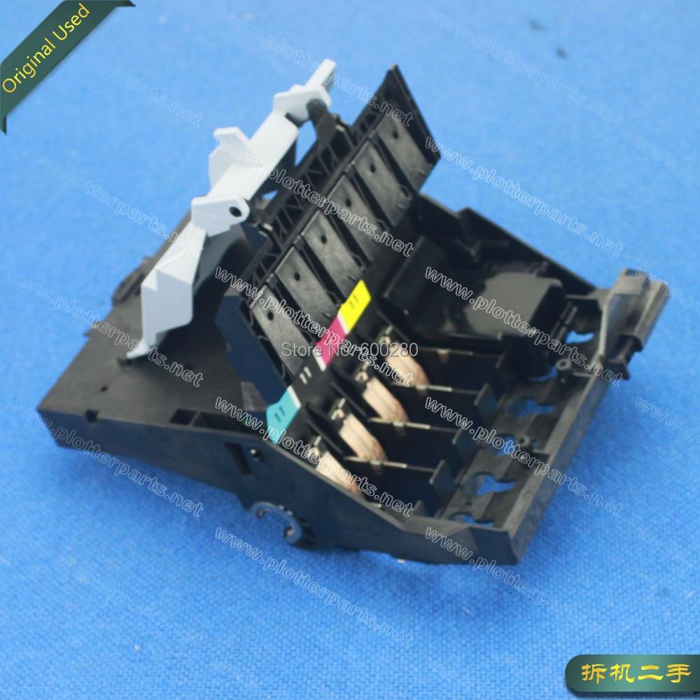 HP DesignJet 70 100 110 HP Business InkJet 2600 Carriage assembly C7796-67009 C7796-60205 C7796-60022 C7796-60077 plotter part