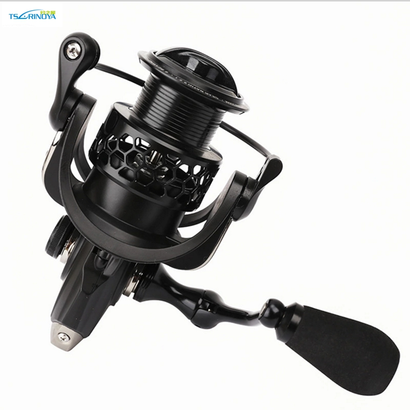 Tsurinoya  NA2000/NA3000/NA4000/NA5000 9BB Spinning Fishing Reel fishing tackle
