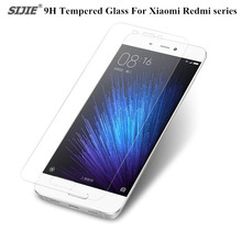 hot deal buy tempered glass for xiaomi redmi 4a 5a 3s 4x 3x redmi note 4x 4prime global version screen protector for mi6 mi5x cover
