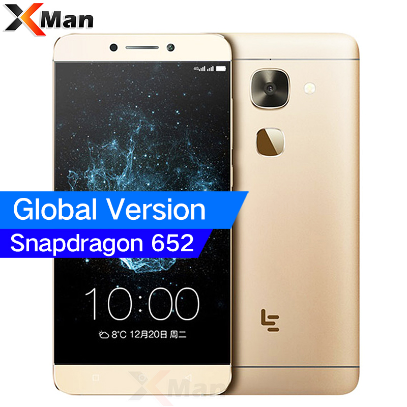 Global Version Letv LeEco Le 2 X526 / X522 3GB RAM 32GB ROM Snapdragon 652 Octa Core 5.5