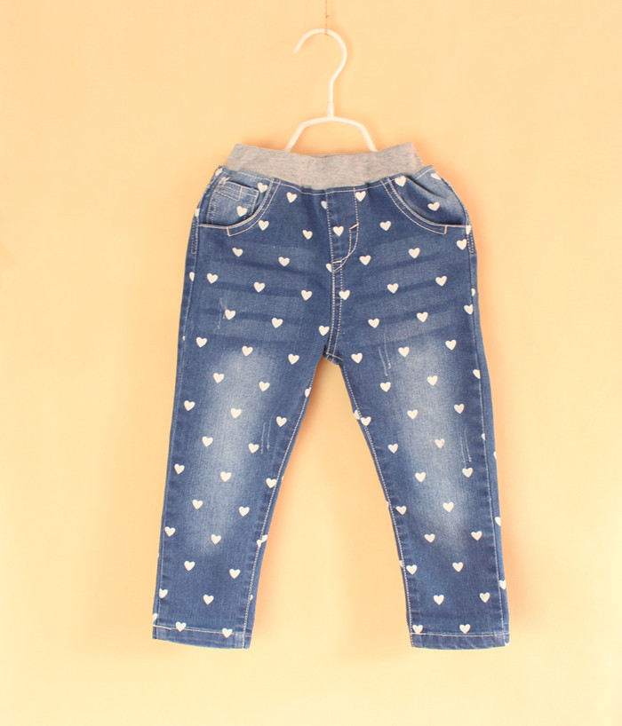 Baby-Girls-Heart-print-Denim-Jeans-Girls-Spring-Autumn-Cotton-Jeans-Kids-Casual-Long-Pants-Child-Elastic-Waist-Trousers-1