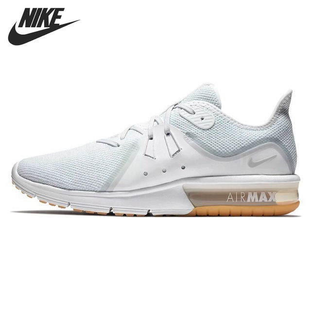 872ceef0465aac Original New Arrival 2018 NIKE AIR MAX SEQUENT 3 Men s Running Shoes  Sneakers