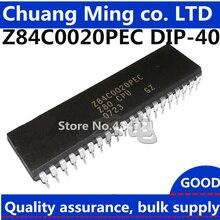 5 шт. Z84C0020PEC Z84C0020 84C0020 DIP40 Z80 Процессор Z80 Процессор микропроцессор ic