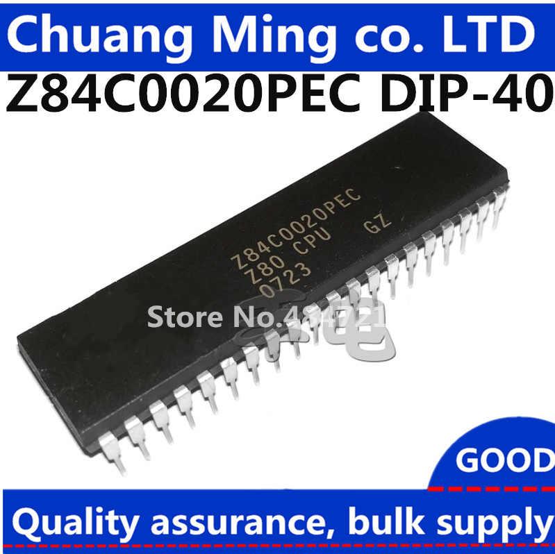 Detail Feedback Questions about 1pcs/lot Z84C0006PEC Z80 CPU