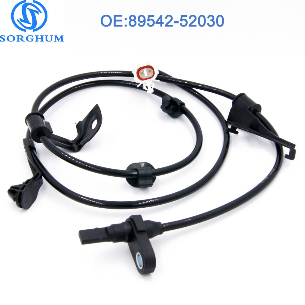 Wheel Speed Sensor For Toyota Yaris Scion 89542-52030 Front Right Abs Of Als1769 5s8675 8954252030 Clients First