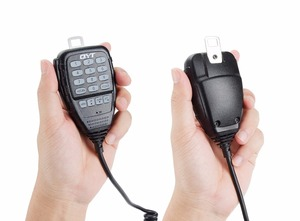 Image 3 - Распродажа! Qyt KT 8900D мини автомобилей Мобильный трансивер 25 Вт с Quad Band экран автомобиля двухстороннее радио Большой ЖК дисплей автомобильная рация для дальнобойщиков любительское радио