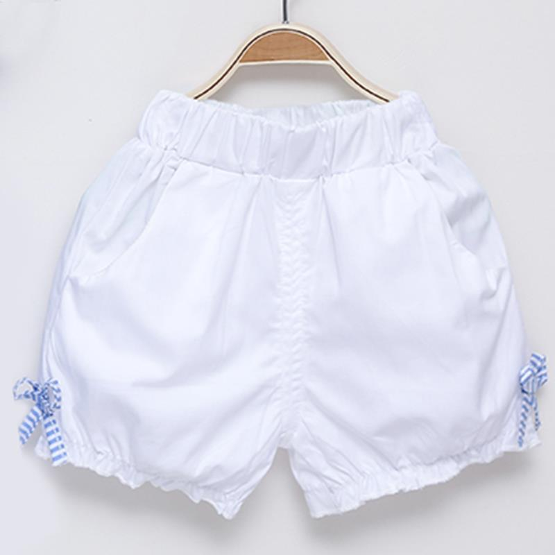 Toddler Girls Summer Clothing Set Fly Sleeve Striped Blouse+Bow Short Pants Baby Clothes Casual Costume For Girl Childrens Set
