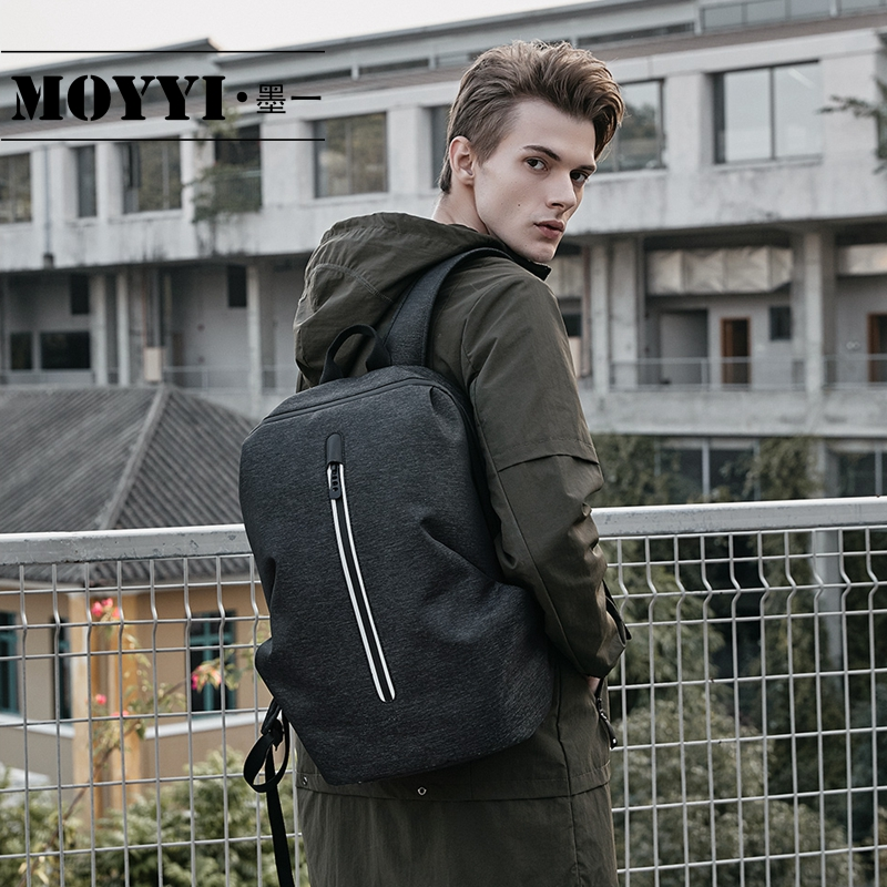 MOYYI Reflective Strap Backpack for Night Riding Safe Luxury Top Quality Women Men Backpacks Famous Casual femininaMOYYI Reflective Strap Backpack for Night Riding Safe Luxury Top Quality Women Men Backpacks Famous Casual feminina