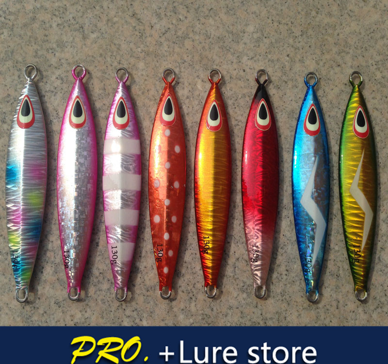 1 pc 250g 15.5cm slow jigging trolling lead baits lure for big fishing tackle ,Sea head bait