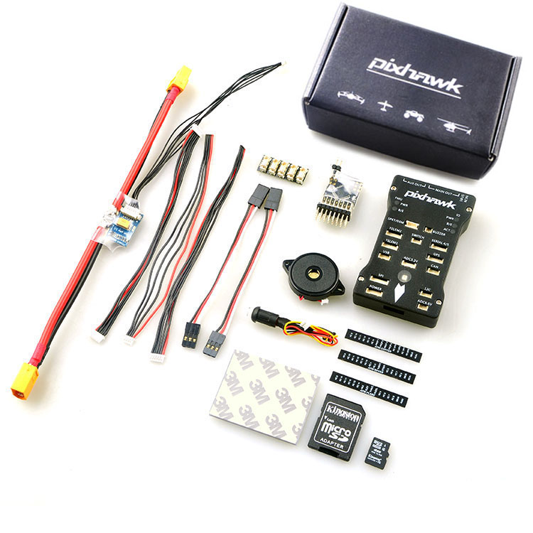 PIXHAWK 2.45 32bit Flight Control Set PIX PXI PX4 for DIY Multi-axis Aircraft Fixed-wing Drone Helicopter pixhawk2 open source flying control by the car fixed wing multi rotor vertical take off and landing pix flight control with gps
