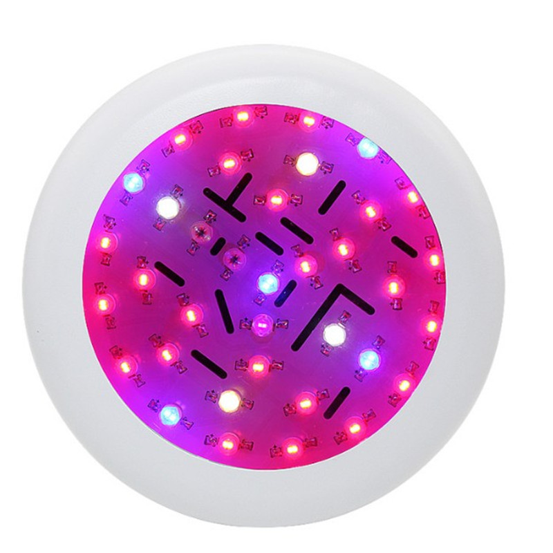 70W 150W Full Spectrum UFO LED Grow Light AC 85-265V Double Chips Plant Lamp for Hydroponic System Flowering Plants