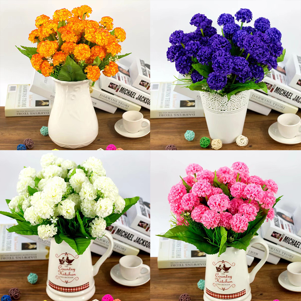 Artificial small chrysanthemum daisy silk room garden flower artificial small chrysanthemum daisy silk room garden flower arrangement hot in artificial dried flowers from home garden on aliexpress alibaba izmirmasajfo
