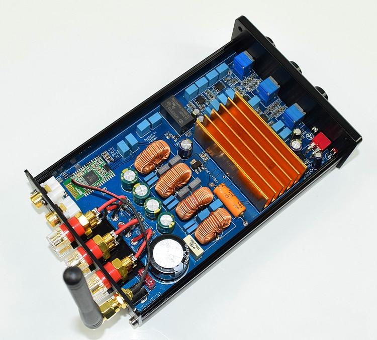DC30-48V TPA3255 IS1864S Bluetooth 2.1 channel 150W*2+300W amplifier NE5532