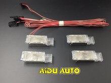 AIDUAUTO 5ND 947 415 Footwell Light For VW Golf 6 Jetta MK5 MK6 Tiguan Passat B6 B7 CC 5ND947415