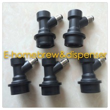 High quality ball lock coupler Beverage Out-Flare