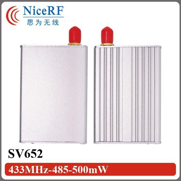 SV652-433MHz-485-500mW
