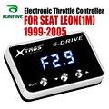 Автомобильный электронный контроллер дроссельной заслонки гоночный ускоритель мощный усилитель для SEAT LEON (1 м) 1999-2005 Все дизельные двигател...