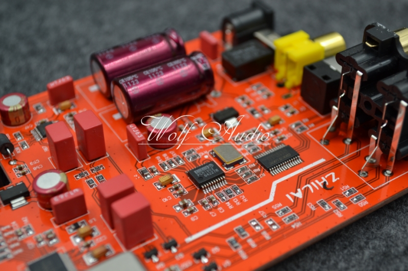 Assembly L13 DIY SP3306AL Lossless Music Player HiFi CS8406 PCM1802 DAC Decoder Board  Amplifier Board