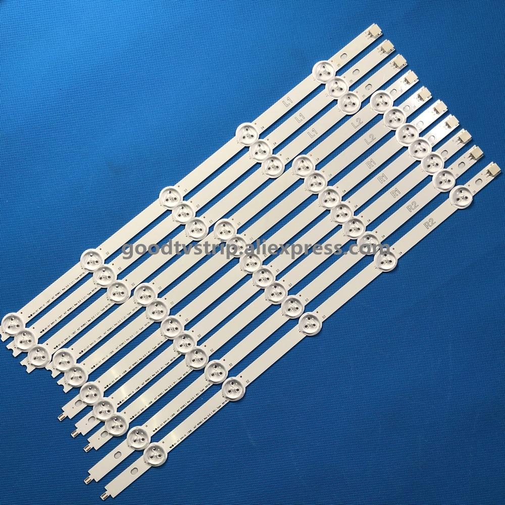 820mm LED Backlight Strip BAR For LG 42LN541V 42LA620Z 42la620v 42LA620S 42LN570S 42LN540V 42LN613V LC420DUE 42LN575S 42LN540S-R